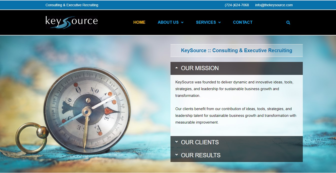 Screenshot keysource